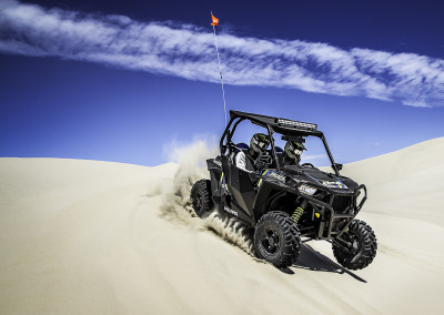 Polaris RZR Production Graphics and Finishes, 2012 – 2015