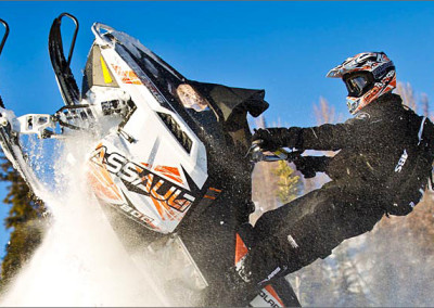 Polaris Snowmobiles, Color / Finishes / Graphics